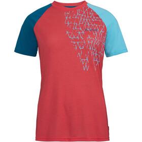 VAUDE Moab IV T-shirt Femme, magma